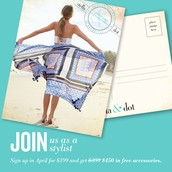 Join as a Stylist & Get $450 in Accessories!