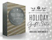 Yule-Tighten Greetings