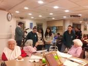 התנדבות בבתי אבות