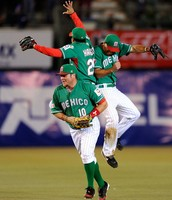 Mexico's baseball team