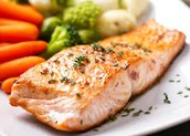 Eat Poultry or Salmon