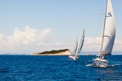 New Sailing Yacht Charter for a Relaxing Holiday