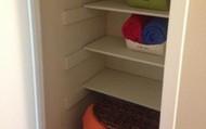 LARGE Linen Closet