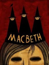Who was the one that pushed Macbeth over the edge?