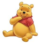 Winnie the poo bear.