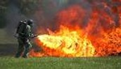 F is for Flamethrower...