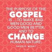 Gospel Purpose