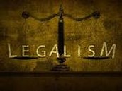 Why You Should Be a Legalist