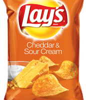 Cheddar & Sour Cream