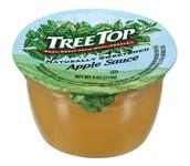 Instead of Sweetened applesauce, Try Unsweetened applesauce.