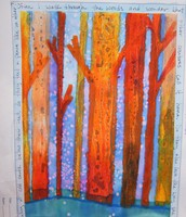 3rd Grade Complementary Trees