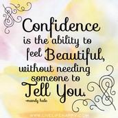 Quote on confidence