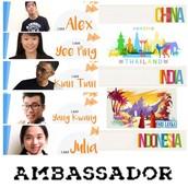 oGCP Ambassadors