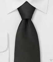 corbata negro ($quince)