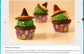 Make Hallowen Treats