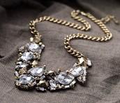 Zora Crystal Necklace