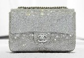 shine bright with Chanel