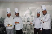 THE INDIAN CHEFS