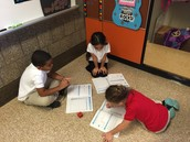 Dice-Roll and Tally Math Game