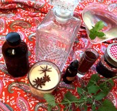 Herbal Cocktails & Hangover Remedies - Thursday August 21st @ 6:30pm <<$40>>