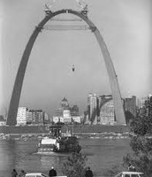 Arch in 1965