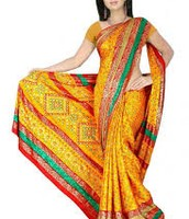 Colorful Sari