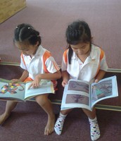 Lost in books - Nhat Ha & Nha Ky