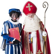 Sinterklaas and Zwarte Peiten