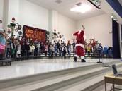 Santa Comes to Carson