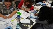 4th Grade Teachers at Teaching Trust Writing Workshop