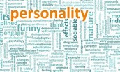 Personality Test Results...