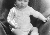 Adolf Hitler as a kid