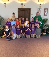 We Love our Catholic School!