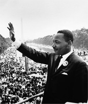 Martin Luther King Jr. - Character