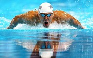 Micheal Phelps - Olympic swimmer: