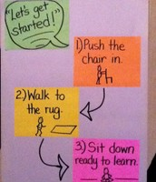 Establishing Routines and Procedures