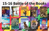 Battle of the Books Regionals this week!