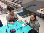 Students Volunteer at MVMS