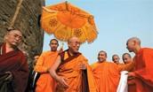 Treatment of the Dalai Lama