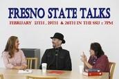 Fresno State Talks:: February 19th