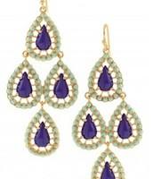 Seychelles Earrings in blue