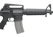 Modern day American Gun