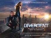 Divergent Movie Cover