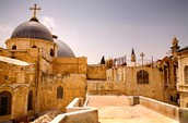 The Church of Holy Sepulchre