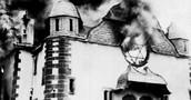 Kristallnacht (crystal night)