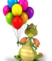 HAPPY BIRTHDAY DRAGONS!