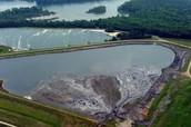 Coal Ash Ponds in North Carolina