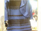 Is it Blue and Black or White and Gold
