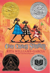Scott O'Dell Award Winner, Newbery Honor Book, National Book Award Finalist, Coretta Scott King Award Winner