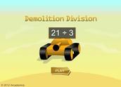 "Игра ""Demolition Division"""